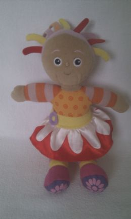 Adorable My 1st 'Upsy Daisy' In the Night Garden Plush Toy